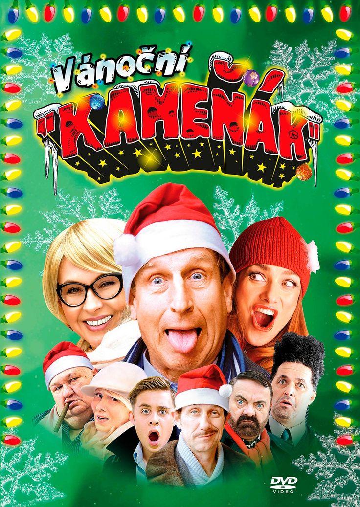 Vánoční Kameňák 5 - film Zdeňka Trošky (režie F.A. Brabec) na DVD ceny od 49 Kč. Páté pokračování filmu Kameňák sestaveného tentokrát z vánočních vtipů.