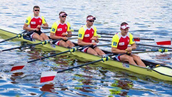 Rio: męska czwórka podwójna w finale