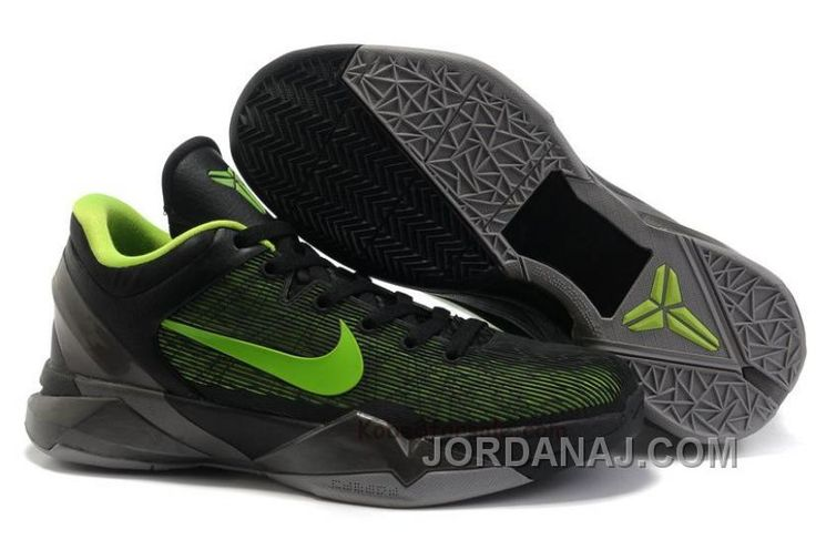 854-215589 Nike Zoom Kobe 7 (VII) System Volt Black Volt Grey Online