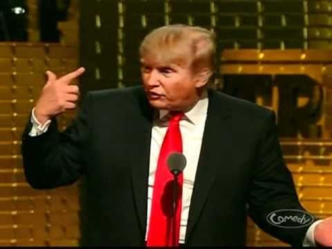 Seth MacFarlane - Roast of Donald Trump! (HD Version) - YouTube