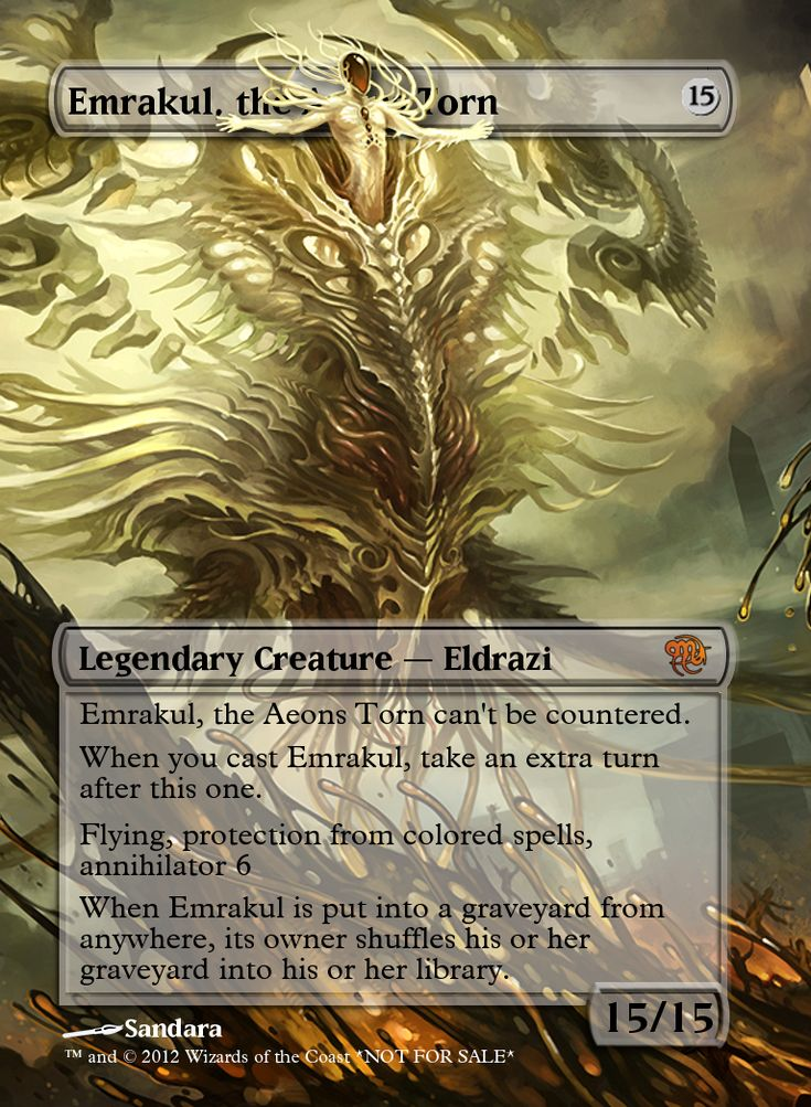 17 Best images about Alt Art Planeswalkers on Pinterest ...