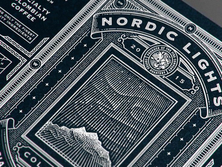 Nordic Lights on Behance