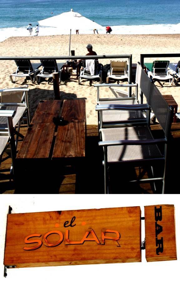 El Solar Bar - Beach front, Local Favorite, Trendy, Fun. Find it on WiPApps.com #PuertoVallarta #WiPApps #PuertoVallartaRestaurants