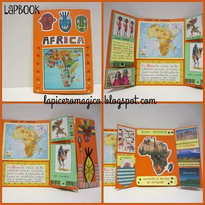 LAPICERO MÁGICO Taller de libros: Lapbook