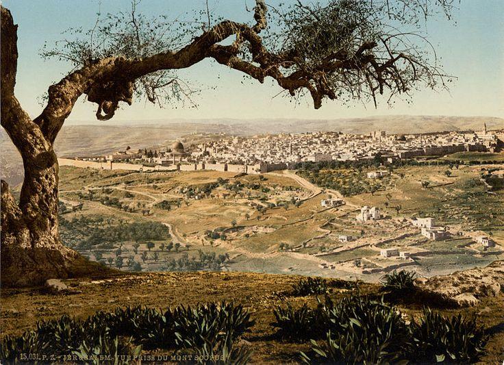 Jerusalem from Mount Scopus, Holy Land, ca. 1895.jpg