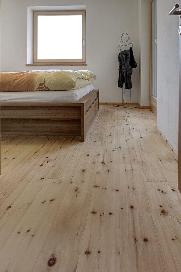 Parquet cirmolo, pavimento legno cirmolo, Alto Adige | Larix pavimenti in legno cirmolo e larice