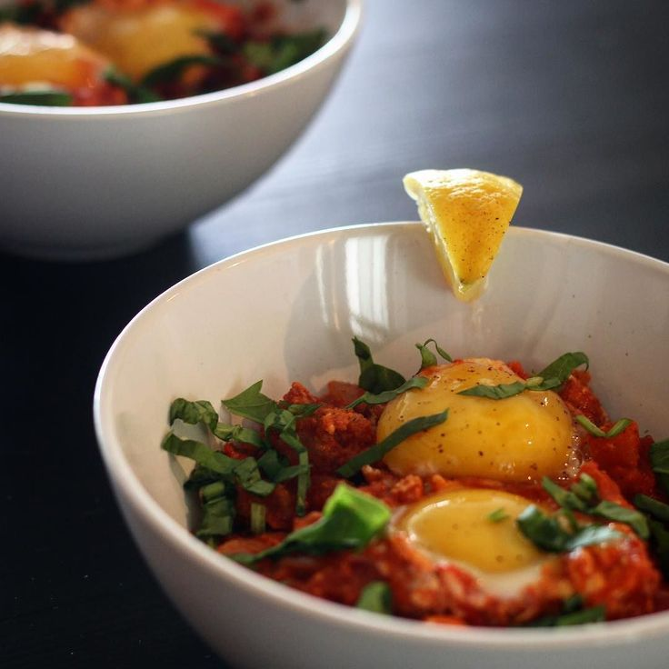 Oh Shakshouka. So happy to have discovered you. Such a great meal that also works for dinner.