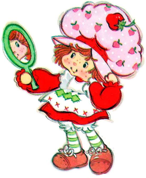 strawberry shortcake images clipart | Clip art » Strawberry shortcake Clip art