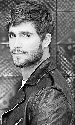 Handsome Men's Hair and Beard.