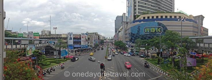 MBK Center. Le temple su shopping à Bangkok