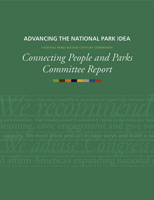 Connecting People and Parks