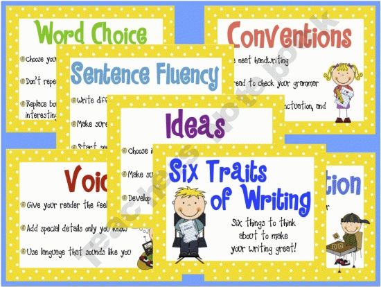 essay writing six traits Intro to 6 traits writing - slideshare19022012Â intro to 6 traits writing 1 six traits writing  sample essays by pattern based writing: quick & easy essay.