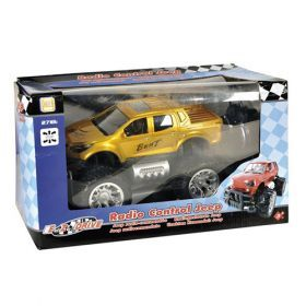 Jeep cu telecomanda si baterii pentru baieti pret promotional  https://www.kiddys.ro/jucarii-pentru-copii/jeep-cu-telecomanda-si-rc-machete-auto-model-scara-1-14-rico.html