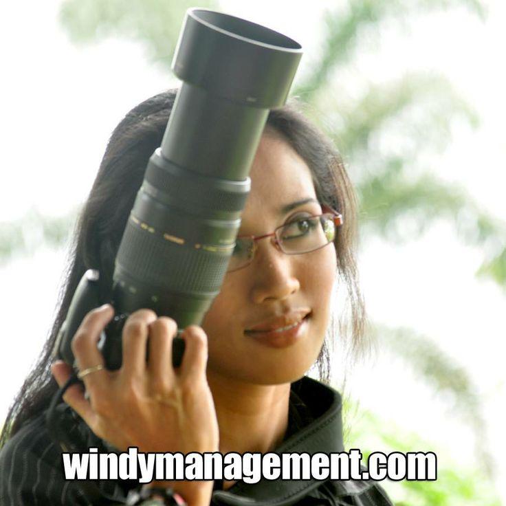 Nurmalia Windy as Photographer