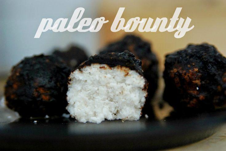 alpacasquare - zaburzenia hormonalne & zdrowe odżywianie: Kokosowe kulki / bounty -bez pieczenia
