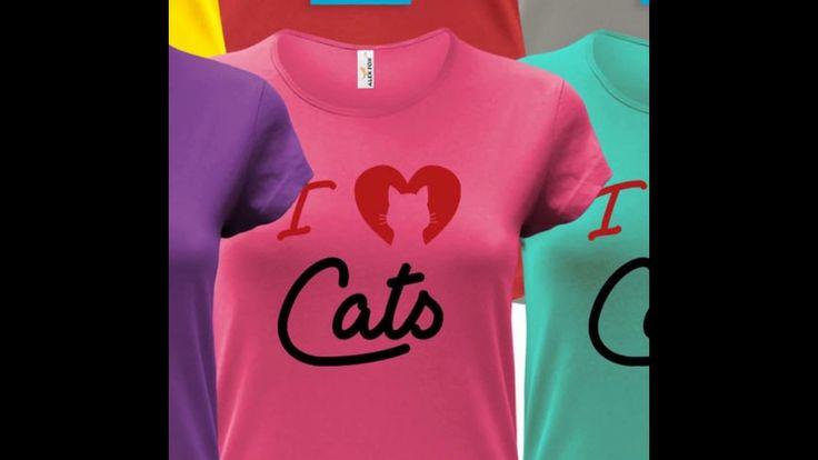 Trička s potiskem pejsků a kočiček Trička pro milovníky zvířátek, tato trička s potiskem a desítky dalších najdete na e-shopu Dárky od Šárky na http://www.darky-odsarky.cz/pro-milovniky-zvirat/