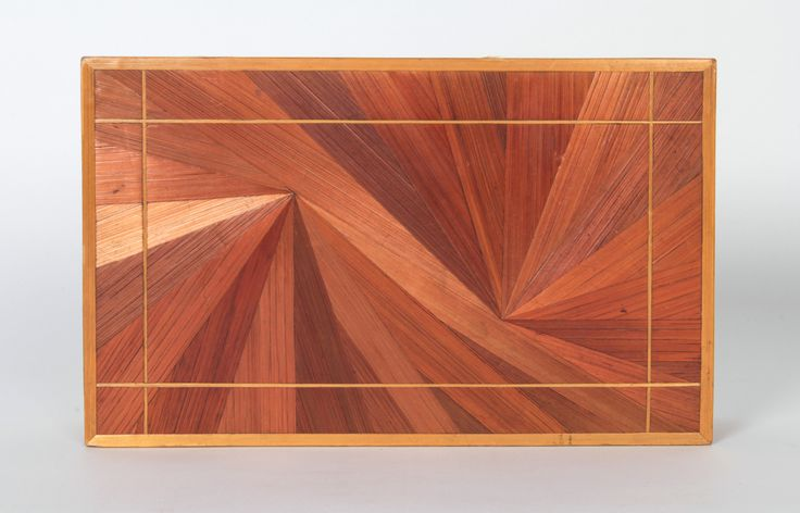 Jean-Michel Frank French Art Deco Straw Marquetry box c. 1930 | From a unique collection of antique and modern decorative boxes at https://www.1stdibs.com/furniture/more-furniture-collectibles/decorative-boxes/