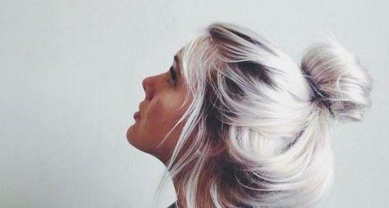 CHEVEUX BLANCS : les plus belles coiffures