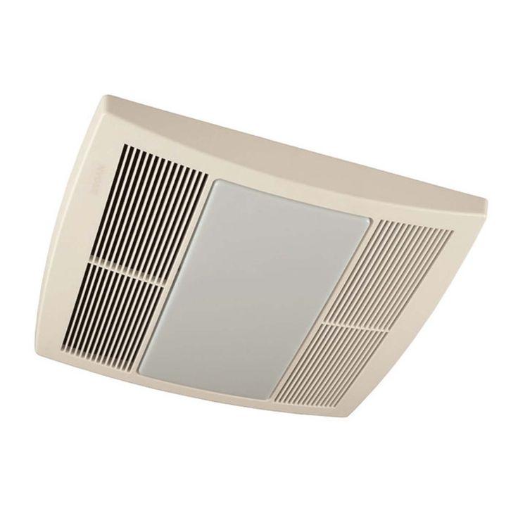 Broan Bathroom Exhaust Fan Light