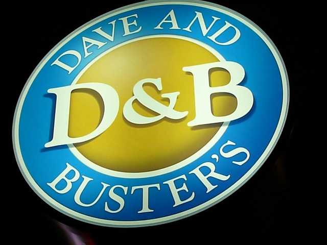 Dave and Buster's  www.daveandbusters.com My husband and I take the kids all the time!!! #springbreak #fun