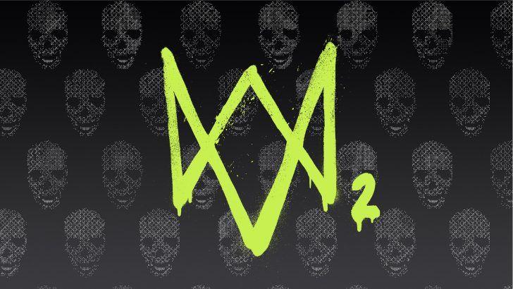 Download Watch Dogs 2 DedSec Logo HD Wallpaper 1920x1080 | Video Games ... Watch Dogs Skull Logo