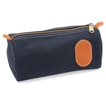 Check out this item at One Kings Lane! Dopp Kit, Navy