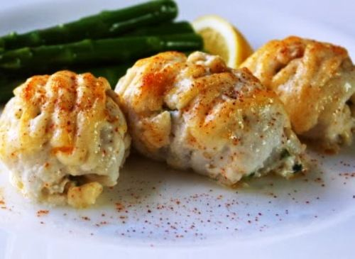 Learn how to make Crab Stuffed Sole Recipe - Baked Sole with Crab Stuffing