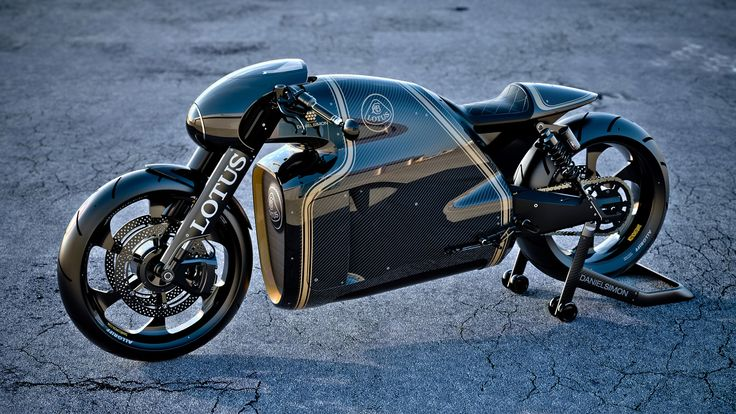 The Ridiculous $137K Superbike That's Too Gorgeous to Ride |   Lotus Motorcycles  | WIRED.com