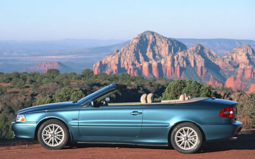 #TopBackTues 1998 C70 Volvo Convertible