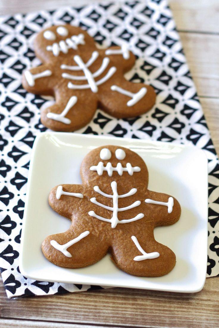 gingerbread skeleton cookies2