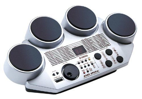 Yamaha DD-20SAD Silver Body Touch Sensitive Digital Drums with AC Adapter by Yamaha. $79.99. Yamaha DD-20SAD Silver Body Touch Sensitive Digital Drums with AC Adapter. Save 20%!