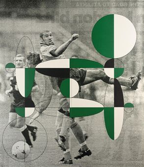 Gabriel Orozco - Atomists: Jump Over  Art Experience NYC: www.artexperiencenyc.com