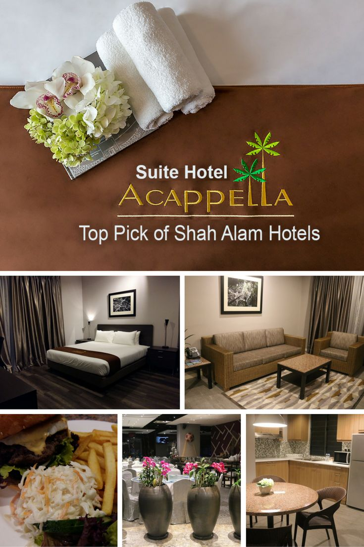 Acapella Suite Hotel is a top choice accommodation for Shah Alam, Malaysia. http://www.theislanddrum.com/acappella-suite-hotel-shah-alam-malaysia/