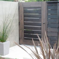 Fence Gate Design