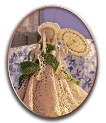 How to make a doll on crochet