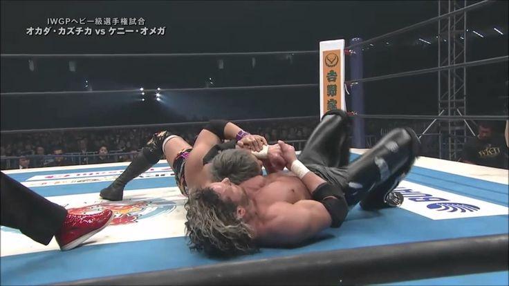 Kazuchika Okada vs Kenny Omega Wrestle Kingdom 11(Classic)