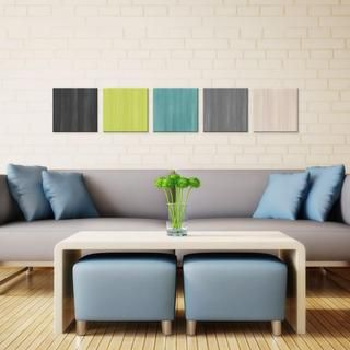 Natural Balance Multi-Panel Indoor/Outdoor Wall Art
