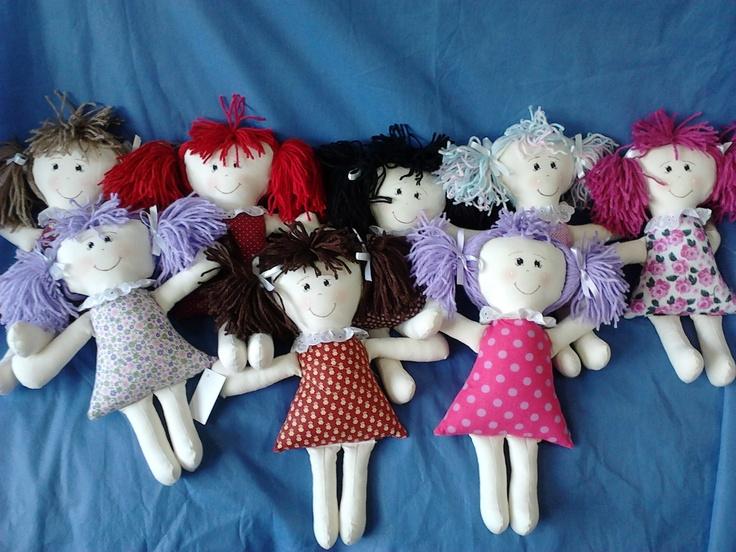 Bonecas Leninhas !!!
