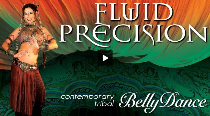 Fluid Precision: Tribal Fusion Belly Dance, beginner belly dance | World Dance New York