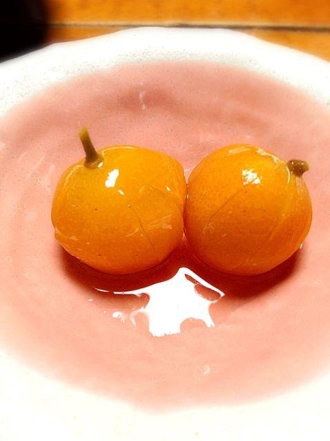 冬の楽しみです - 122件のもぐもぐ - 金柑甘露煮 by まゆさん