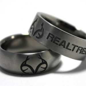The Truth About Camouflage Wedding Rings | Camo Wedding Rings For He & She !
