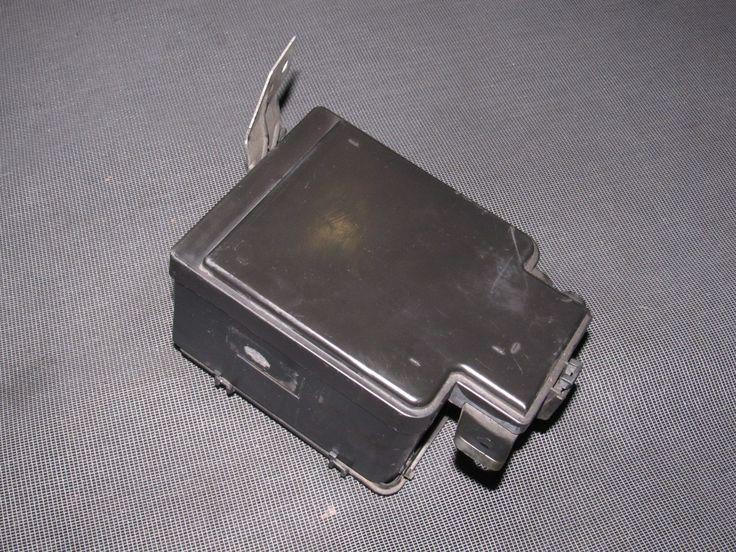 93 94 95 Honda Del Sol OEM B16 Engine Fuse Box with Relays