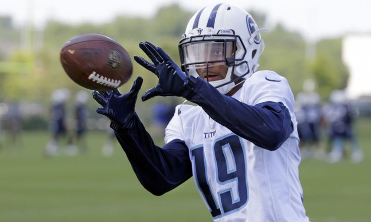 Fantasy Football: Tajae Sharpe becoming late-round steal = The Tennessee Titans haven't done much to help Marcus Mariota become an elite quarterback in the league. The addition of DeMarco Murray and Derrick Henry is nice, but if Mariota is expected to take the next step as.....