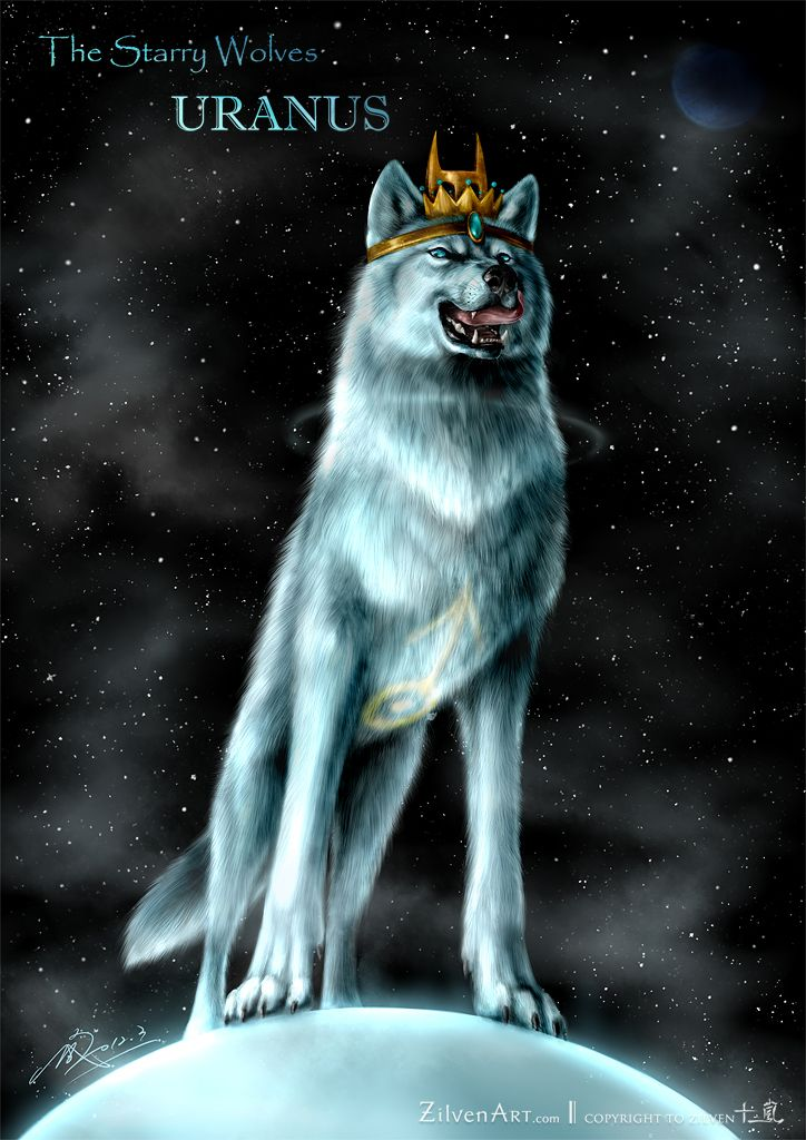"One of the main characters of ""The Starry Wolves"". Neptune is the ruler of the ocean in Solariona.Check the links below if you are interested in this original creation! Full info of The Starry Wolv..."