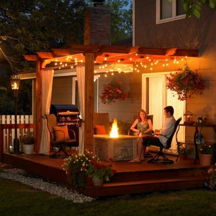 77 Stunning Backyard Fire Pit Ideas With Cozy Seating Designs!
