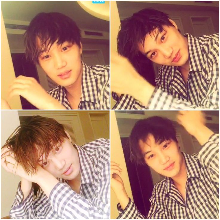 EXO's Kai amazes fans with his jaw-dropping bare face visuals! | Koogle TV