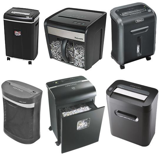 Best Paper Shredders 2013 Apartment Therapy's Annual Guide