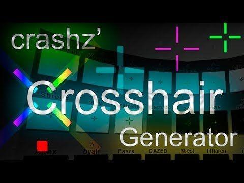 CS:GO CROSSHAİR/MAP/GENERATOR/CRASHZ// CROSSHAİR HARİTASI