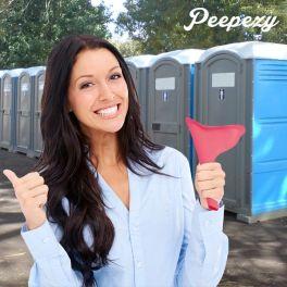 Urinol Feminino Peepezy