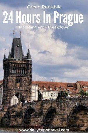 In this post, we will show you the best way to spend 24 hours in Prague. Exploring medieval castles, viewpoints, ancient clocks and enjoying this wonderful city without exhausting yourself in the process...